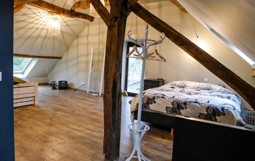 Location de vacances - Gîte à Malempré - Mezzanine - salon 2