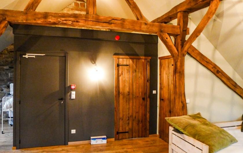Location de vacances - Gîte à Malempré - Chambre 1