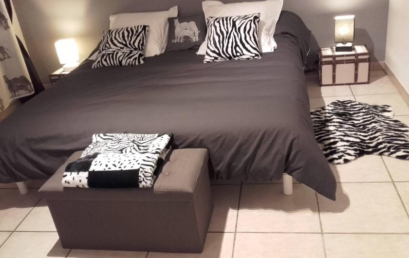 Location de vacances - Appartement à Loisy-sur-Marne - chambre 1