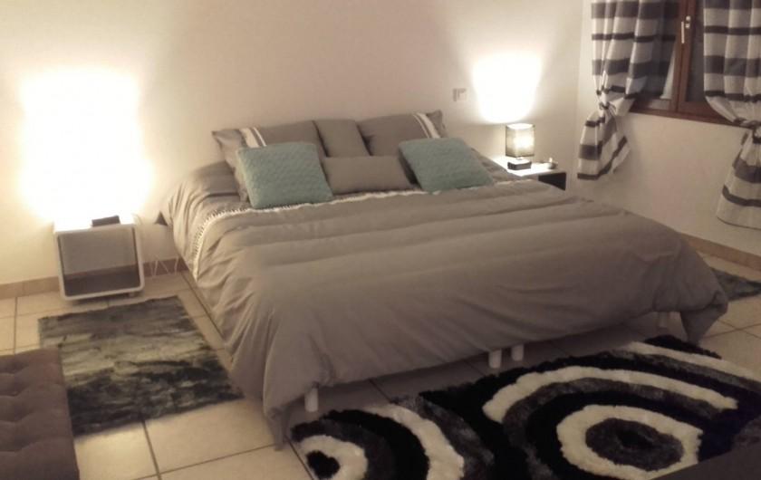 Location de vacances - Appartement à Loisy-sur-Marne - chabre 2