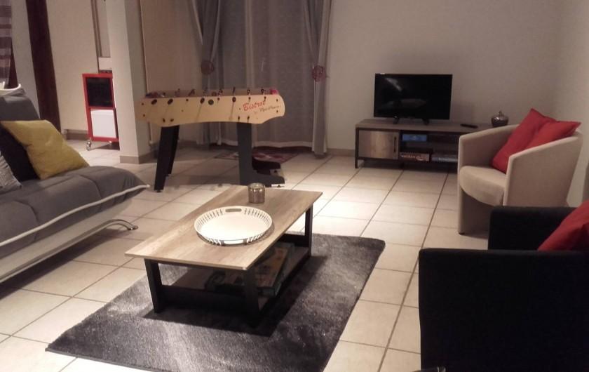 Location de vacances - Appartement à Loisy-sur-Marne