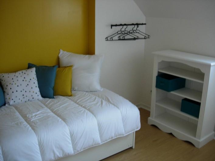 Location de vacances - Appartement à Fécamp - CHAMBRE 2