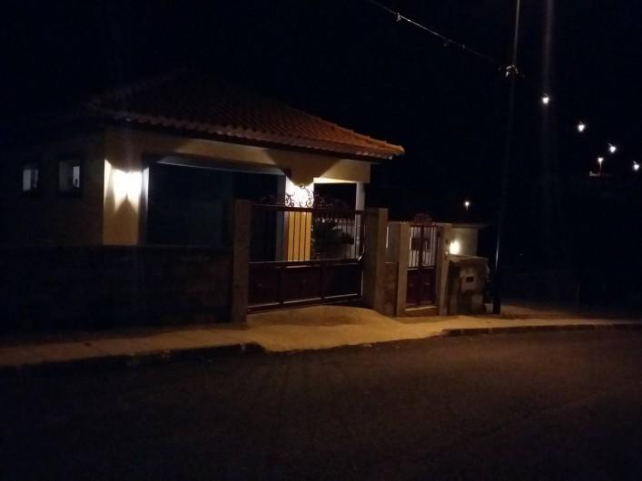 Location de vacances - Villa à Curral Das Freiras - Entrée principale