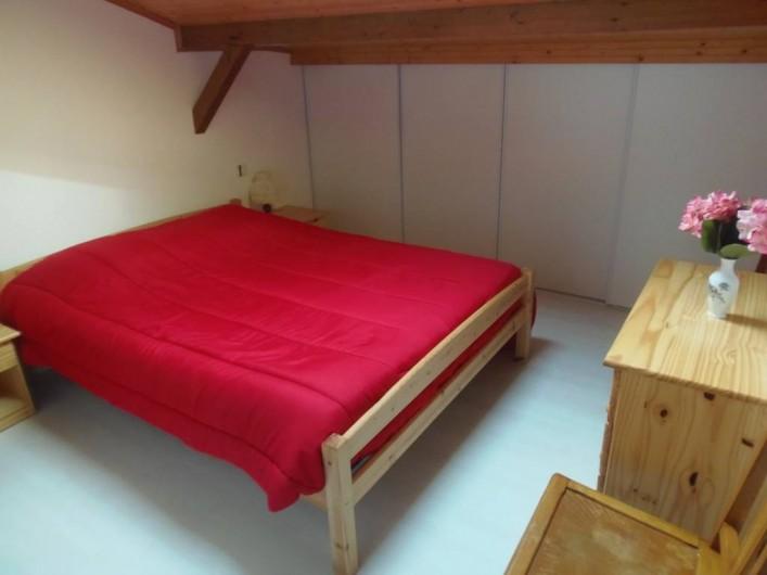 Location de vacances - Appartement à Bussang - Chambre 1