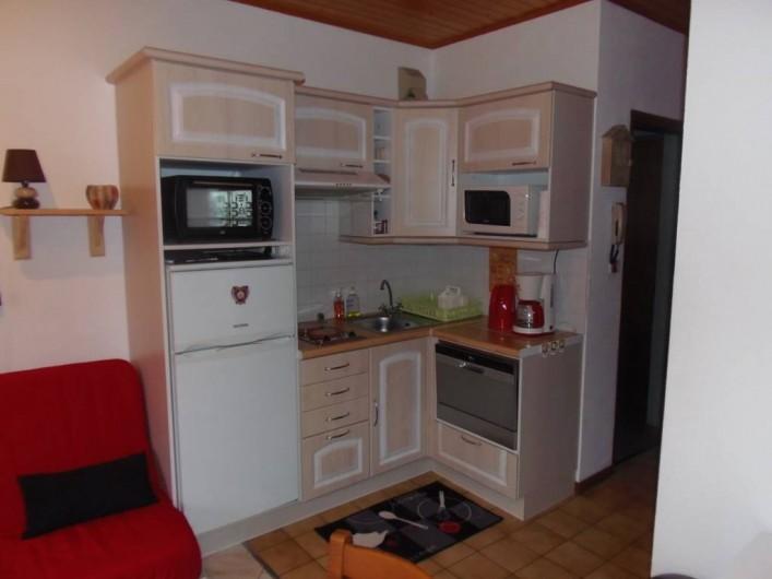 Location de vacances - Appartement à Bussang - Cuisine