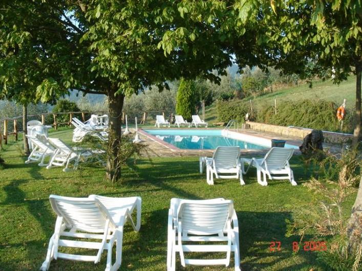 Location de vacances - Appartement à Greve in Chianti