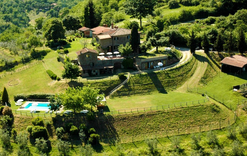 Location de vacances - Appartement à Greve in Chianti - Il Fienile