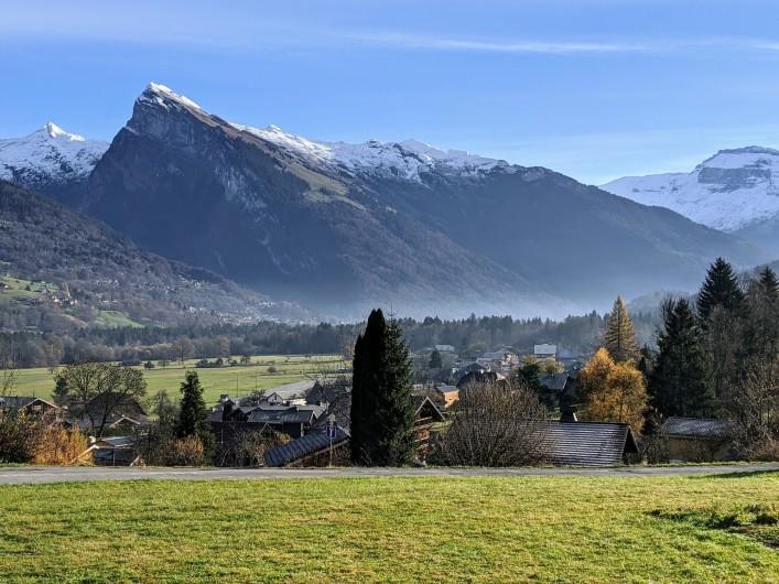 Location de vacances - Chalet à Morillon - Morillon Vallée du Giffre Haute-Savoie France