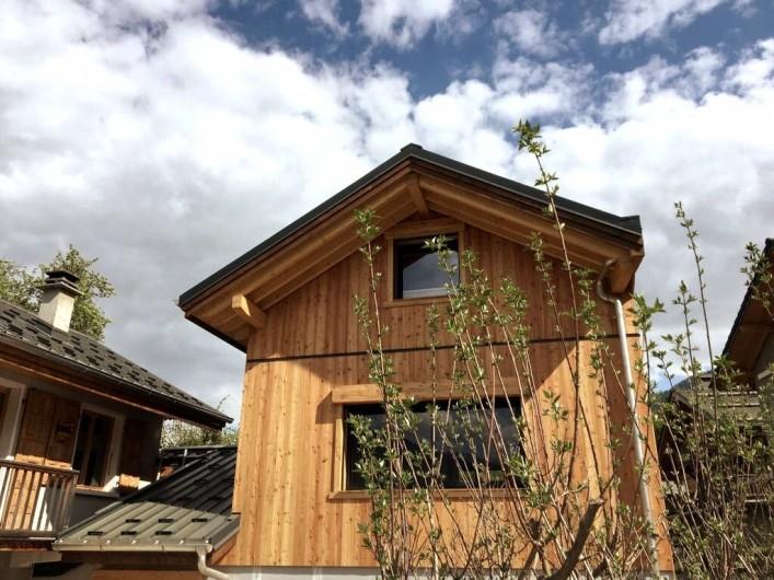 Location de vacances - Chalet à Morillon - Chalet Le Kern