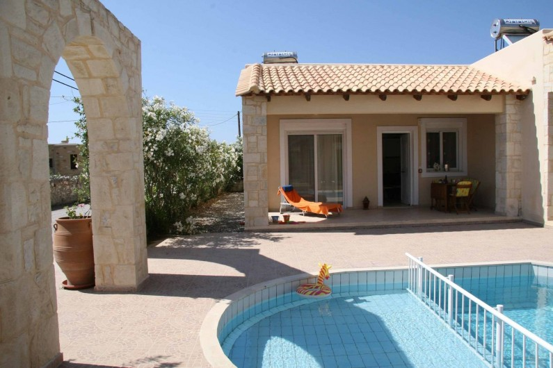 Location de vacances - Maison - Villa à Nopigia - Maison Kouros