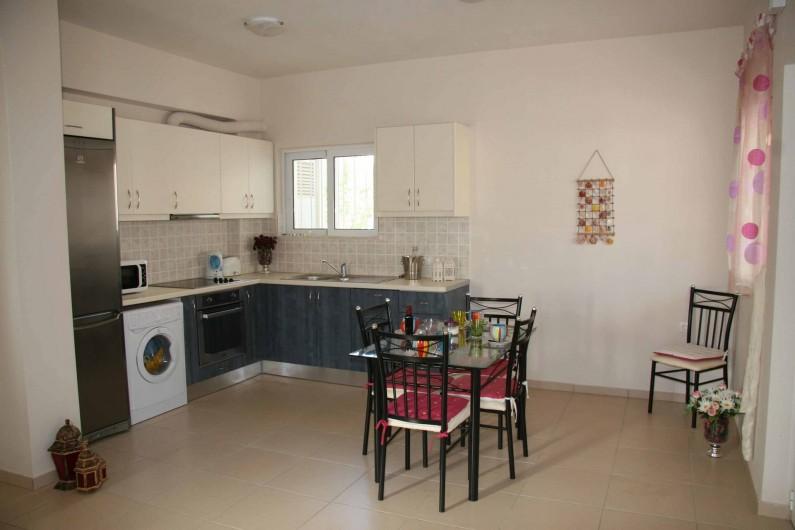 Location de vacances - Maison - Villa à Nopigia - Coin Repas