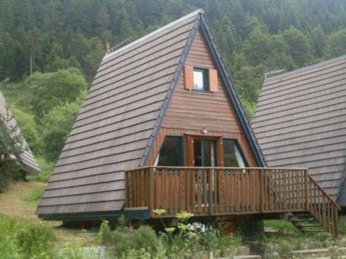 Location de vacances - Chalet à Le Lioran
