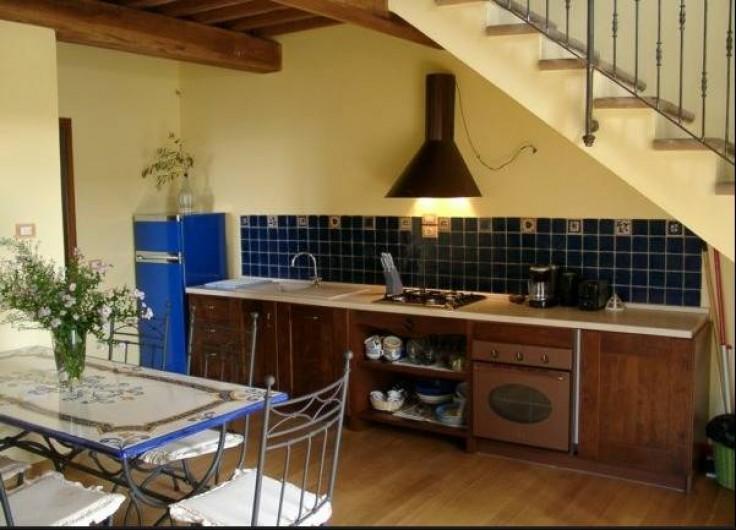 Location de vacances - Villa à Le Pulci - Cottage Umbertide