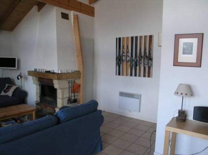 Location de vacances - Chalet à Montalbert - Sejour