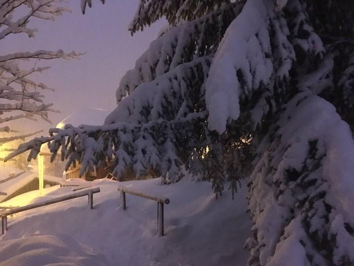 Location de vacances - Chalet à Montalbert