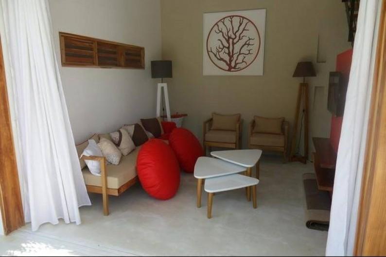 Location de vacances - Villa à Las Terrenas - salon