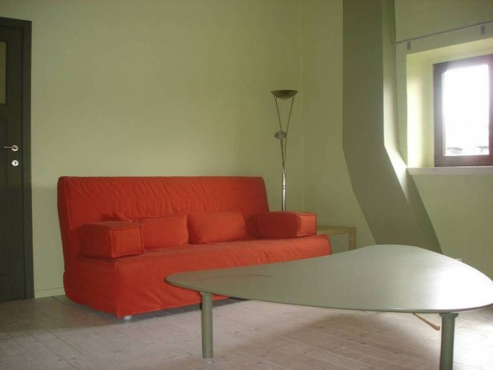 Location de vacances - Maison - Villa à Amblève - Salle de lecture/jeux
