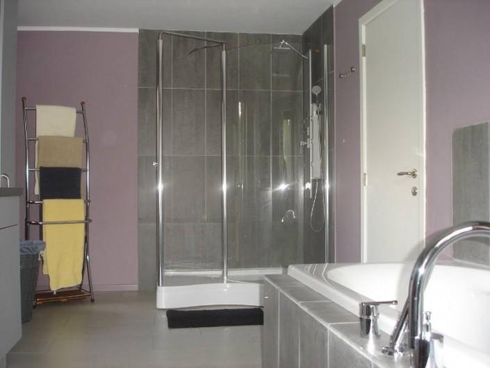 Location de vacances - Maison - Villa à Amblève - Salle de bain