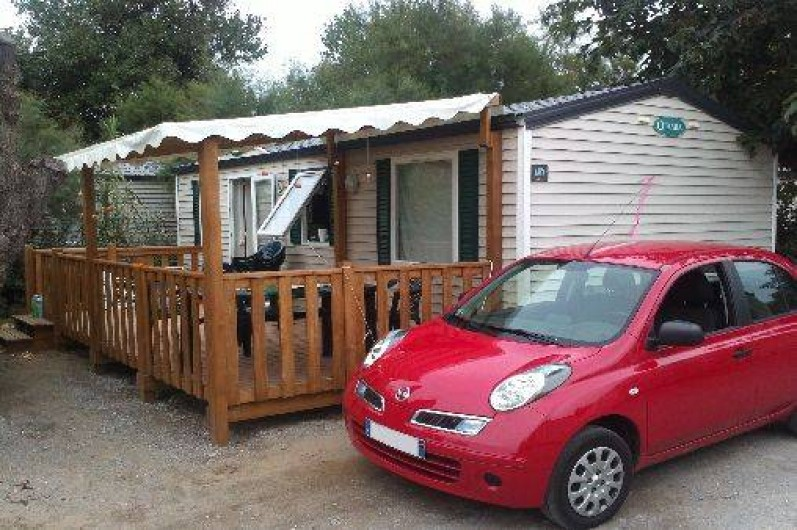 Location Mobil Home Au Mois Herault