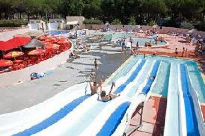 Location de vacances - Bungalow - Mobilhome à Sète
