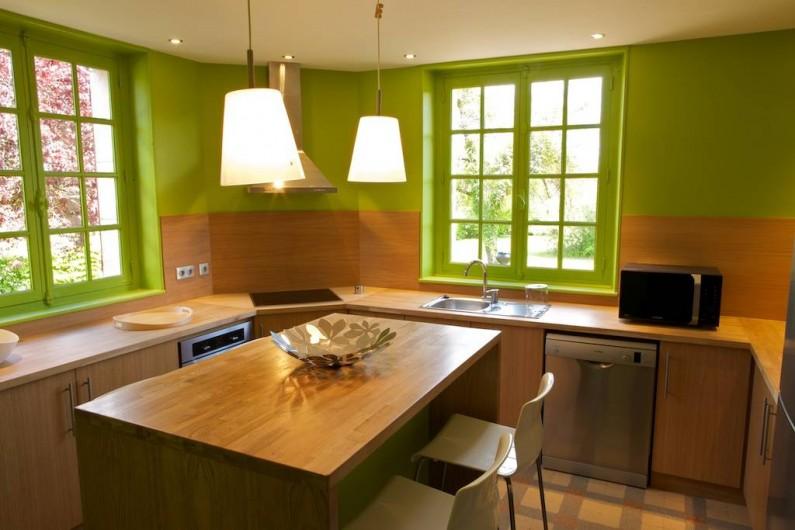 Location de vacances - Gîte à Chambord - Gîte Cerf - cuisine
