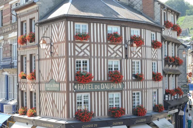 Location de vacances - Hôtel - Auberge à Honfleur - Maison Sainte Catherine
