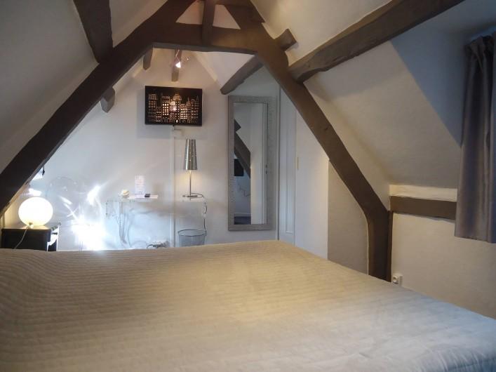 Location de vacances - Hôtel - Auberge à Honfleur - Chambre 7