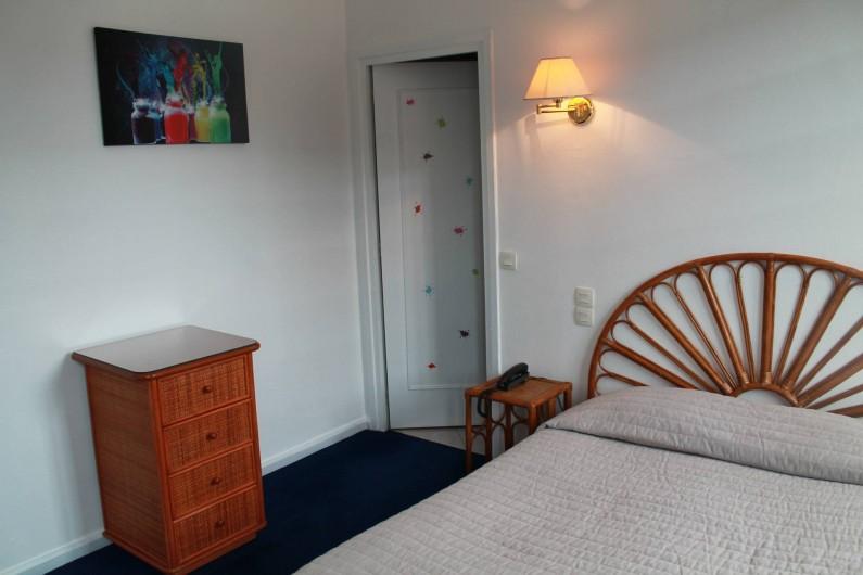 Location de vacances - Hôtel - Auberge à Honfleur - Chambre 15