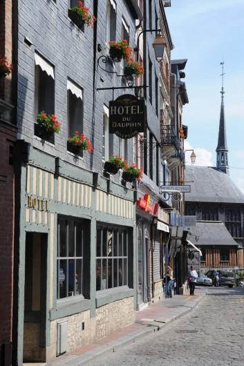 Location de vacances - Hôtel - Auberge à Honfleur - Maison Du Dauphin