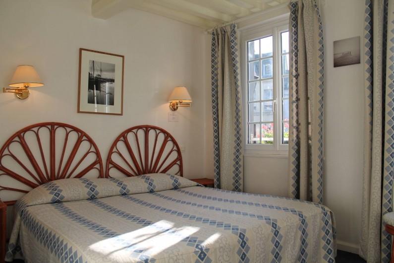 Location de vacances - Hôtel - Auberge à Honfleur - Chambre 9