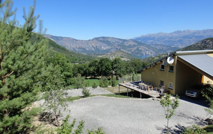 Location de vacances - Gîte à La Bréole