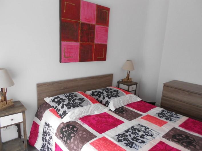 Location de vacances - Appartement à Boulogne-sur-Mer - chambre 1