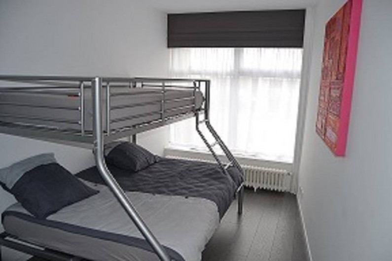 Location de vacances - Appartement à Boulogne-sur-Mer - chambre 2
