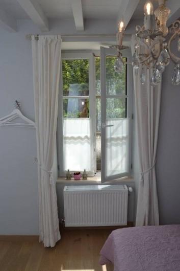 Location de vacances - Chambre d'hôtes à Montillot - chambre célestine