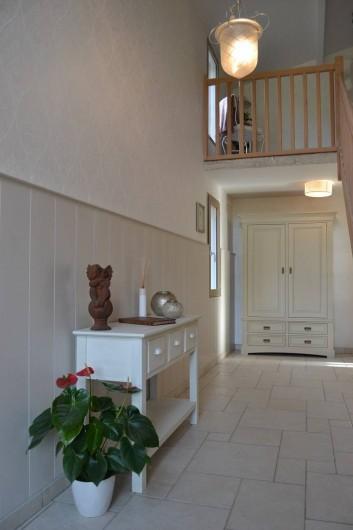 Location de vacances - Chambre d'hôtes à Montillot - hall