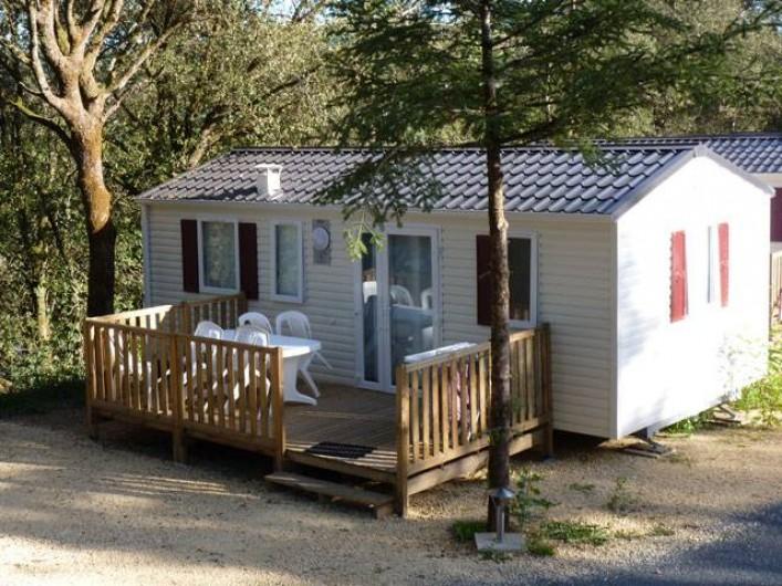 Location de vacances - Camping à La Roque-Gageac