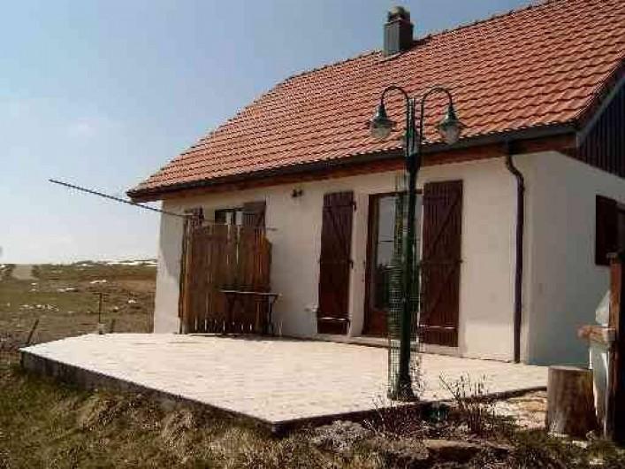 Location de vacances - Maison - Villa à Mouthe