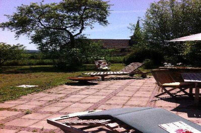 Location de vacances - Gîte à Ceaulmont