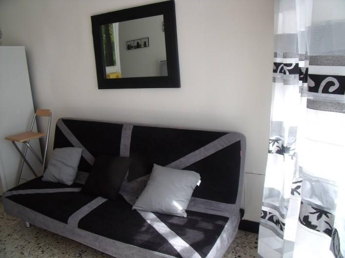 Location de vacances - Appartement à Le Grau d'Agde - salon