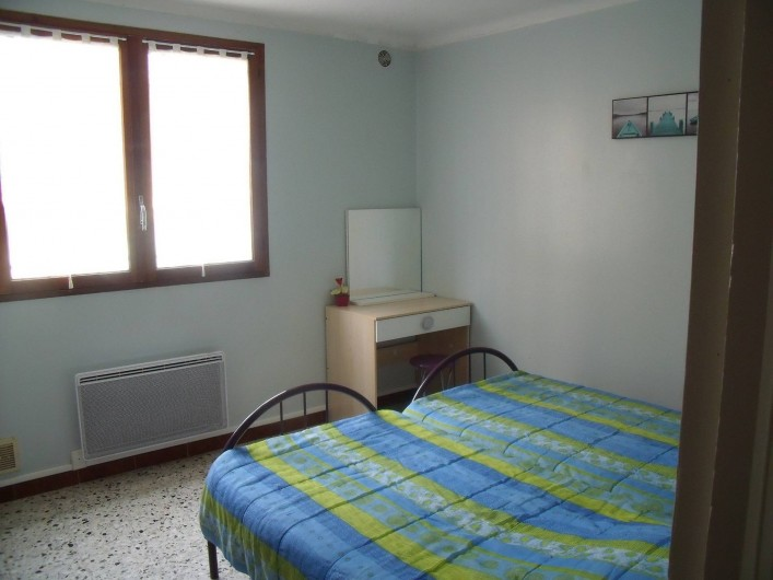Location de vacances - Appartement à Le Grau d'Agde - chambre