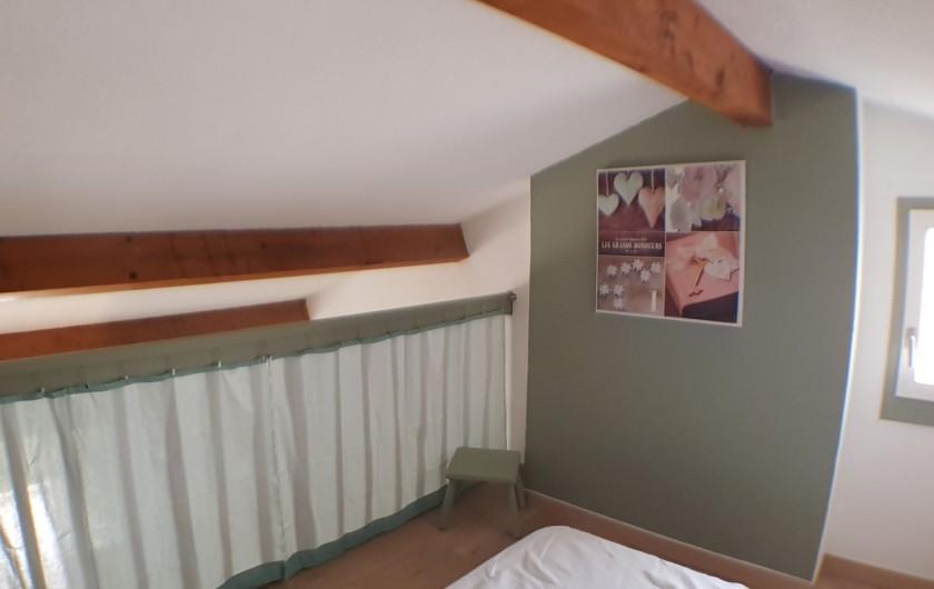 Location de vacances - Villa à Le Lavandou - La mezzanine