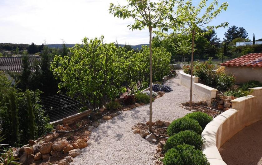 Location de vacances - Maison - Villa à Brue-Auriac - Allée des figuiers....