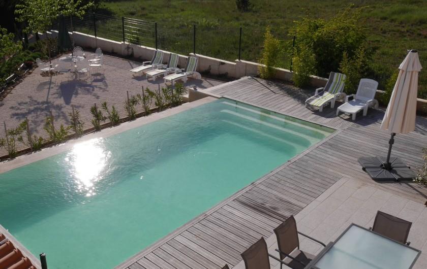 Location de vacances - Maison - Villa à Brue-Auriac - Vue d'ensemble