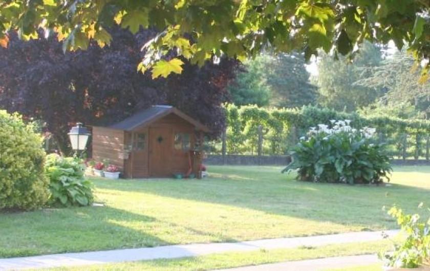 Location de vacances - Gîte à Cangey