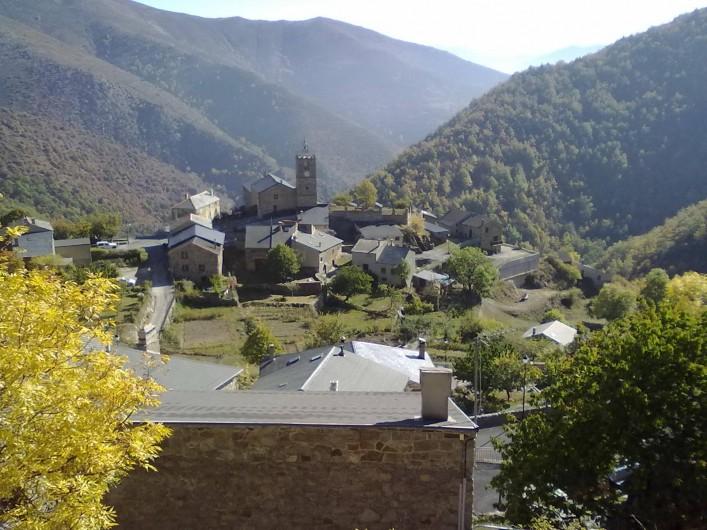 Location de vacances - Maison - Villa à Railleu - VUE DU VILLAGE TRES CALME