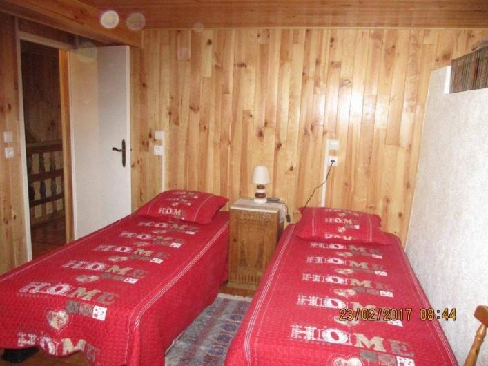 Location de vacances - Maison - Villa à Railleu - CHAMBRE 2