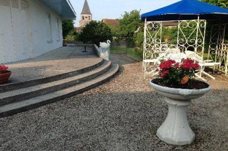 Location de vacances - Villa à Aubeterre-sur-Dronne