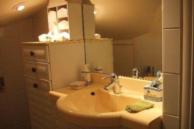 Location de vacances - Appartement à Dieppe