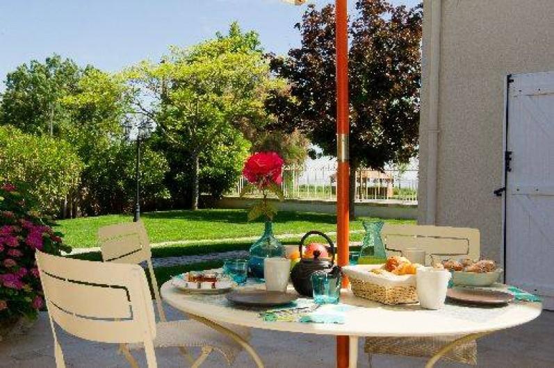 Location de vacances - Gîte à Saint-Seurin-de-Cadourne