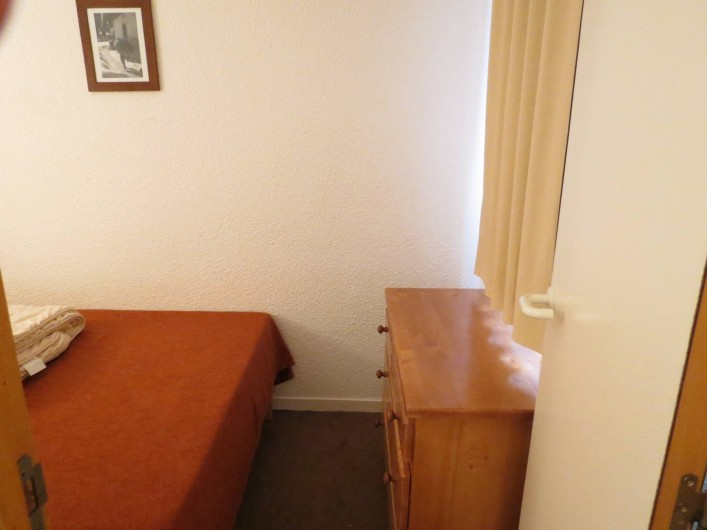 Location de vacances - Appartement à Belle Plagne - CHAMBRE 1